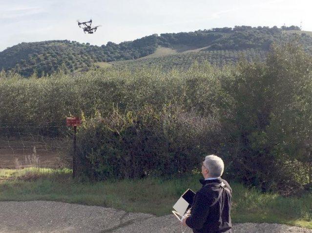Piloto Empresa Profesional de Drones AerialProductions.es