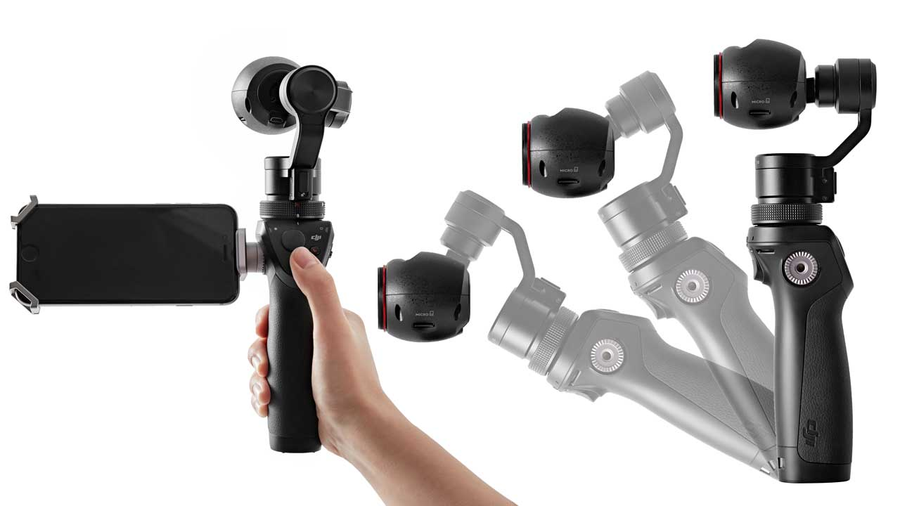 DJI OSMO AerialProductions.es
