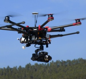 Drone Barcelona AerialProductions.es