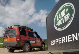 Land Rover Party - AerialProductions.es