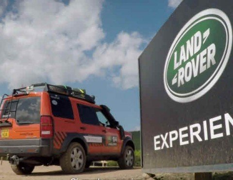 Land Rover Party 2015