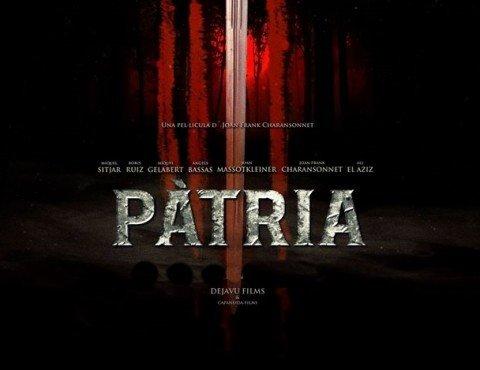 """Pelicula """"Patria"""""""