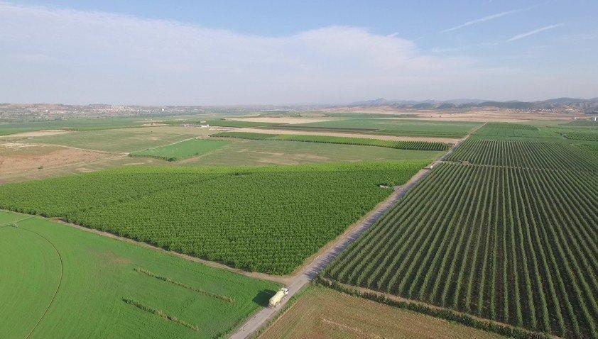 aerialProductions.es video maquinaria agricola