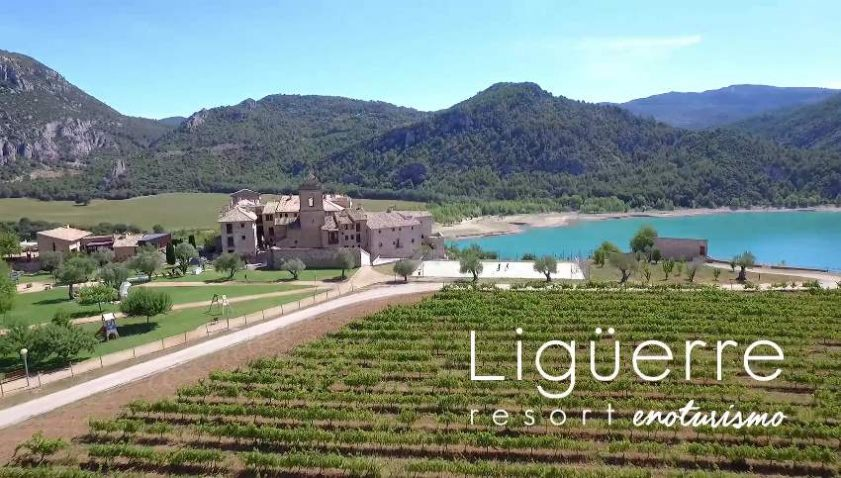 Lingüerre Resort Aerialproductions.es Drone