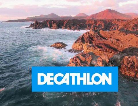 Vídeo aéreo Decathlon Isla de Lanzarote