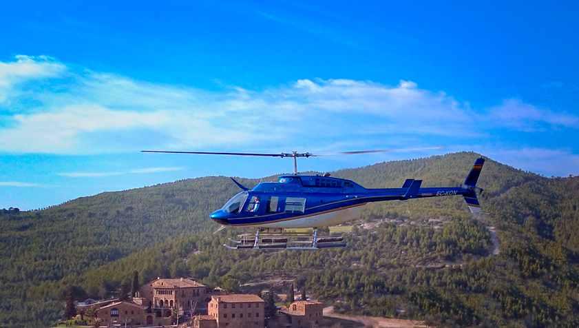 AerialProductions.es Fotografia aérea y filmación con Helicóptero