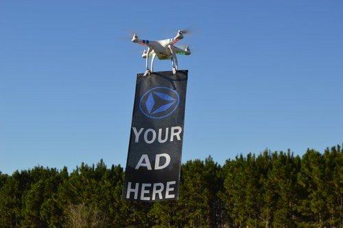 Drone Marketing – La publicidad del futuro ya está aquí
