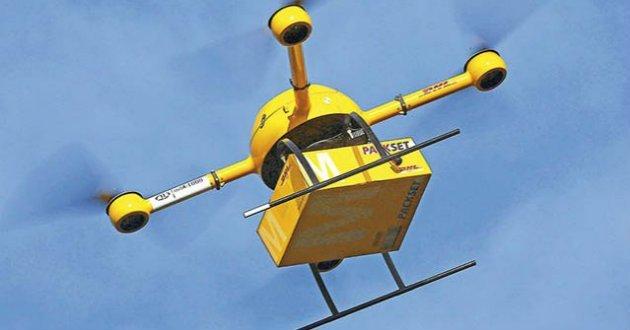 El uso de drones en la industria de la logística – ¿Mito o realidad?