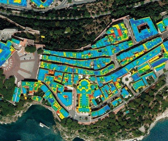 Termografía aérea con drones ¿Qué es y para qué sirve?