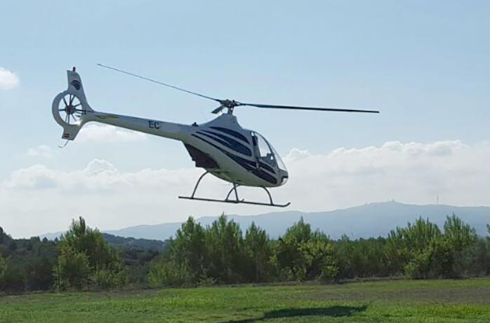 GRABACION HELICOPTERO AERIAL PRODUCTIONS
