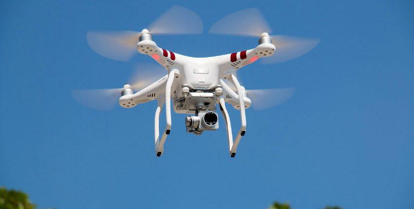 Cómo ayudan los drones a hacer una imagen corporativa