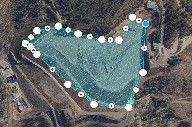 Servicios de Mapping 3D con drones