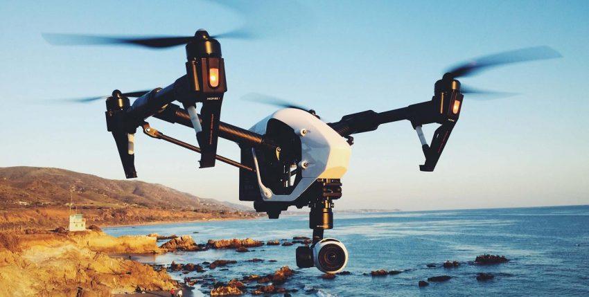 España, el paraíso de los drones