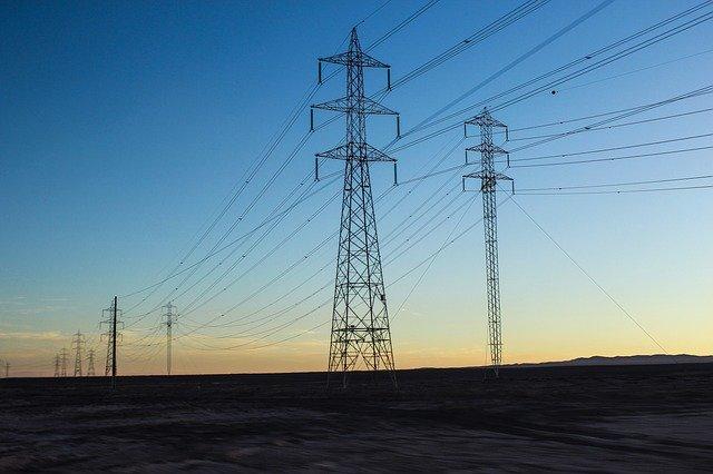 Inspecciones redes eléctricas con drones