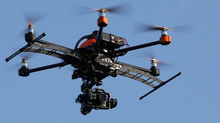 5 ventajas de hacer grabaciones de cine DSLR con Drone