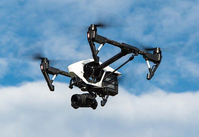 Ventajas de utilizar drones para presentar un producto o marca