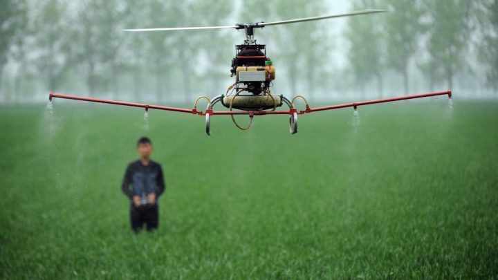 Construyen Drones con impresión 3D para usos agrícolas en México