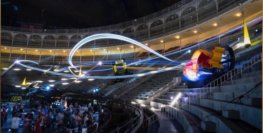 Drones Champions League (DCL): Éxito en la Plaza de Las Ventas