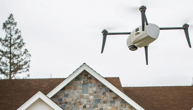 Cómo se realiza una inspección técnica de edificios con drones