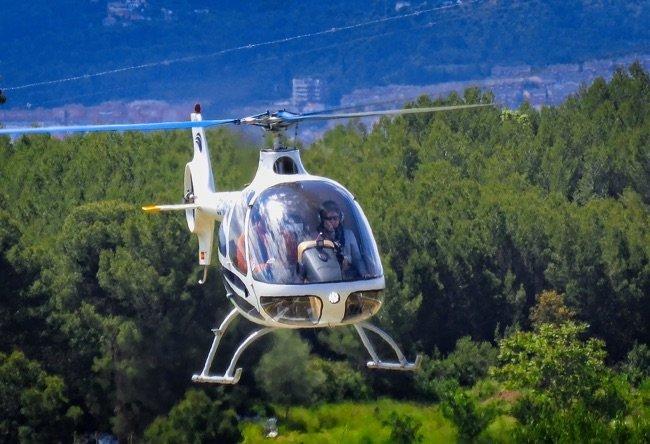 SERVICIO HELICOPTERO Y DRONE ARAGON