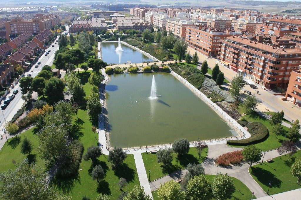 servicios de fotografía aérea en Logroño con Drone