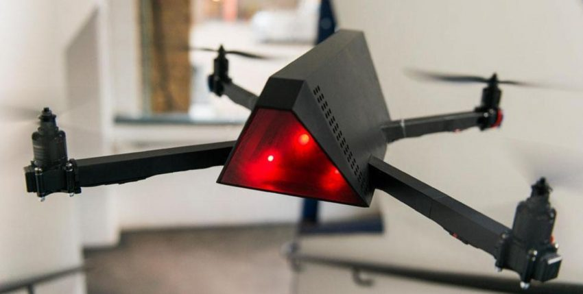 El futuro de los drones