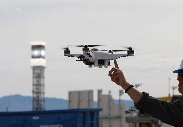 ¿Dónde se puede volar un drone según la nueva ley de drones 2018?