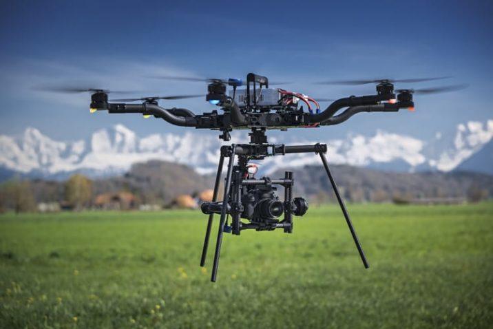comparativa de drone