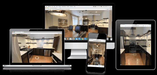 Tour virtual inmersivo 3D