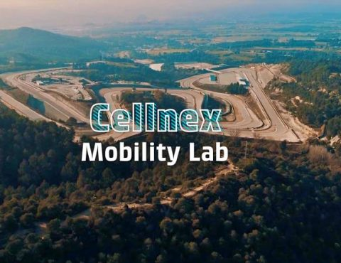 Cellnex Mobility Circuit Parcmotor