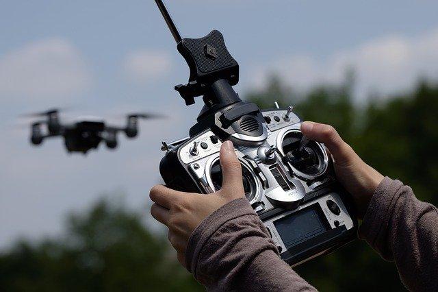curso de piloto de drones profesionales
