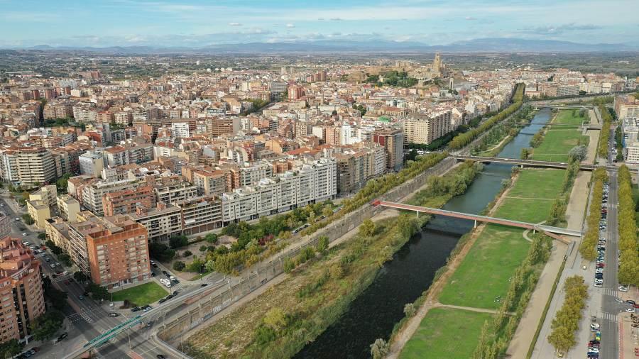 Empresa de drones en Lleida